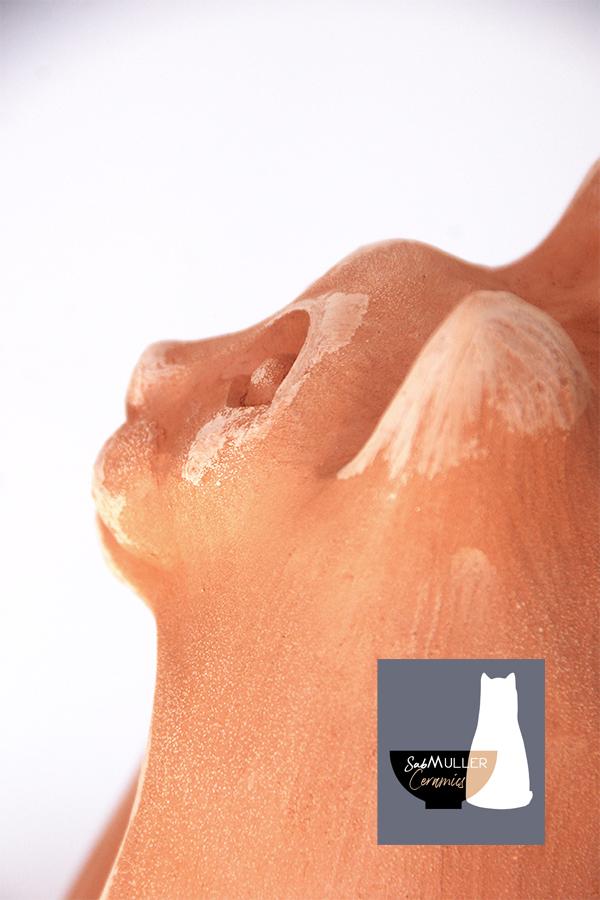 6-Chat Motte-3 -dégourdi- détail de la tête